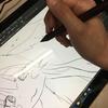 サーフェスプロ、iPad、HUION液晶タブレット ペンの比較と感想