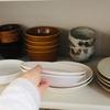 台所仕事はもっと楽になる~なるべく1動作でモノをとれる収納を意識する