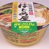 内容量(めん量) 83g (57g)糖質20.8g 明星 低糖質麺 はじめ屋 こってり豚骨味