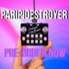 超小型シンセサイザー パリピデストロイヤーをプレオーダー - 生まれて初めて楽器を買う