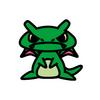 フライゴン(ポケモン)の色のぷちゴン|ぷちゴン