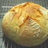 通常発酵で作るお手軽パン・ド・カンパーニュのレシピ