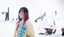 """ロボティクスファッションクリエイター""""きゅんくん""""の初個展「継往開来」"""