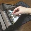小銭入れがガバッと開く財布にしたら、レジで緊張しなくなった