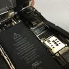 iPhone5s のバッテリーを自力で交換する → 成功