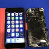 バキバキのiPhone7無事復活です!