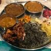 ゼロワンカレー @ 谷四 「人気な南インド定食はやはりウマかった」