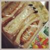 サンドイッチと授業参観
