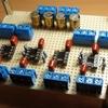 A級バランスHPアンプ製作(製作編4)