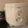 ミニマルデザインが素敵 2000円の炊飯器「NEOVE」を三ヶ月使ったのでレビュー