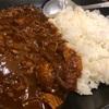 新宿の麺通団でハヤシライス♪♪