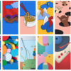Google Pixel5の公式壁紙がダウンロード可能に