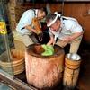 高速餅つきで有名な奈良の「中谷堂」で美味しいよもぎ餅を食べよう!