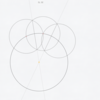 Euclidea 1.6 円の中心の作図 解説