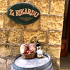【Ta'Rikardu】タ・リカルドゥ  ゴゾ島 ヴィクトリア チタデル内でランチ【マルタ島 レストラン】