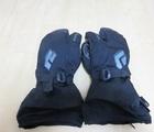 雪山登山手袋ブラックダイヤモンドグローブーレビュー!耐寒-29度!!