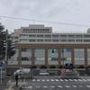 きいちゃん退院後初の秋田大学病院受診です
