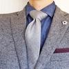 【ジャケパンコーデのすすめ】1年中ジャケパンを着て営業したい!