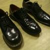 革靴でカジュアルモデル選びの話