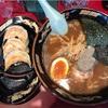 南京楼のガッツリ煮干ラーメン