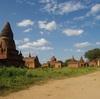 タイ、ミャンマー旅行 DAY6*バガン到着!日本語が話せるミャンマー人のゲストハウスに泊まる バガン観光1日目