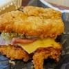 ケンタッキー「 ザ・ダブル 」双璧の肉王!期間限定の肉バーガー「ザ・ダブルBOX」を食べてみての感想⇨しょっぱい