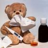 インフル恐し(発症早期の感染力が強い時は空気感染もあるのですな)