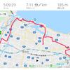 富山マラソン2019 【前半】