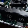 MSI GTX 1050 Ti 4GT LPをThinkCentreに取り付けるには。