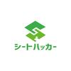 痛々しいほどに鮮烈な緑を5月に似合うロゴ?