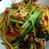 有楽町のジャポネさんの『ジャポネ』っぽいスパゲッティ