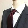 これだけは押さえて欲しい!ネクタイを結ぶ時のポイント