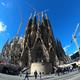 サグラダ・ファミリア教会に行ってきた。130年以上「建築中」、完成予定は2026年。