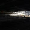 東海道線支線地下化工事北1工区の高架下の工法について
