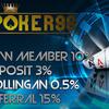 Judi Poker Online Tiada Modal Uang