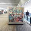 サンフランシスコ国際空港でアート展「Art and Disability」アートと障害。写真レポ