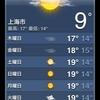 ウーー…。寒い