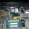 ThinkPad T61のヒンジが壊れたので部品交換
