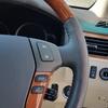 車 内装修理#104 トヨタ/クラウン・マジェスタ ウッドコンビステアリング擦れ