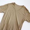 透けない、シルエットを崩さない!白シャツのインナーに着るのはコレ!