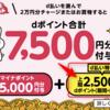 D払い マイナポイントと組み合わせてお得にポイントを得る方法(最大8500円)