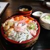 【海鮮食堂 出世魚】早くも人気店の予感!尾道で海鮮丼を食べるなら(尾道市)
