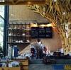チェンマイ 郊外にあるコーヒーショップ
