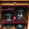 コールマン燃焼器具メンテナンス(1)
