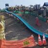 龍ケ岡公園まいりゅうのしっぽ☆子供が大好き滑り台