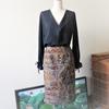 おとなのゴブラン織りスカートを作ってみた。