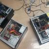 研究室のタワーPCの整理