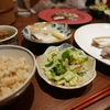 2018年10月4日(木)夕ごはん/煮魚と焼き魚