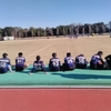 12/10中学生市民体育祭の結果