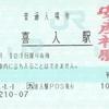 元日の喜入駅